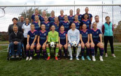 Un grand merci aux généreux sponsors  de la première équipe féminine